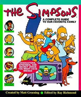 Simpsons GT Fav Family
