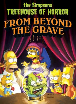 Simpsons Treehouse of Horror from Beyond the Grave 9780062069009