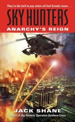 Sky Hunters: Anarchy's Reign 9780060732431