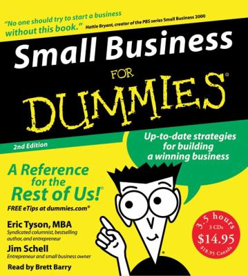 Small Business for Dummies 9780061175947