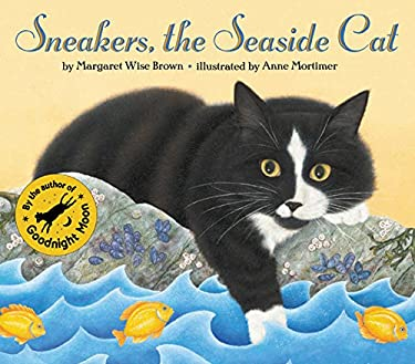 Sneakers, the Seaside Cat