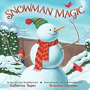 Snowman Magic 9780062014450