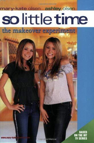 So Little Time #17: The Makeover Experiment