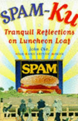 Spam-Ku Counter Display: Tranquil Reflections on Luncheon Loaf