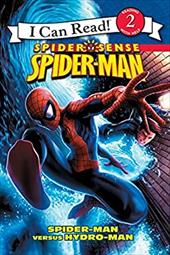 Spider Sense Spider-Man: Spider-Man Versus Hydro-Man 11154990