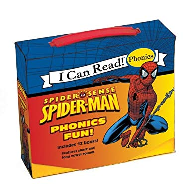 Spider-Man Phonics Fun 9780061626241