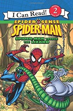 Spider-Man Versus the Lizard: Spider Sense