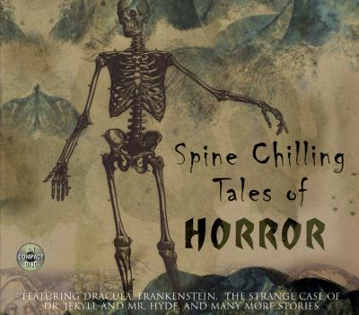 Spine Chilling Tales of Horror: A Caedmon Collection CD: Spine Chilling Tales of Horror: A Caedmon Collection CD