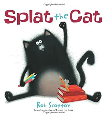 Splat the Cat 9780060831547