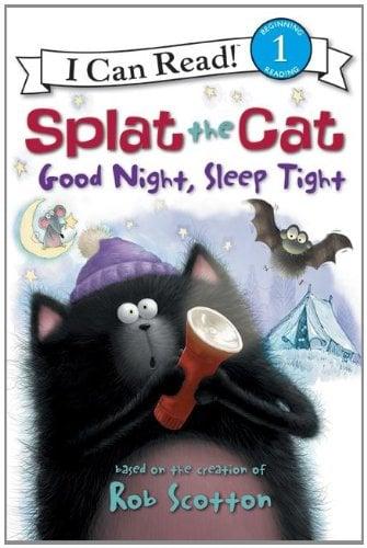Splat the Cat: Good Night, Sleep Tight 9780061978555