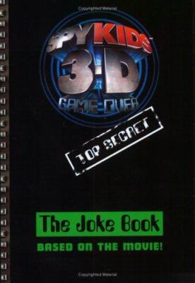 Spy Kid's 3-D: Game Over the Joke Book