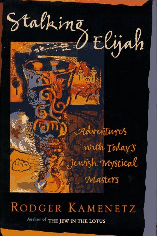 Stalking Elijah: Adventures with Today's Jewish Mystical Master