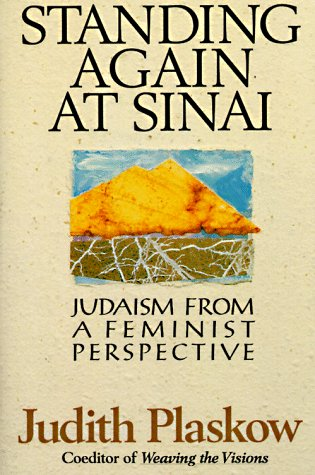Standing Again at Sinai: Judaism from a Feminist Perspective 9780060666842
