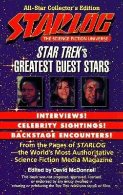 Starlog: Star Trek's Greatest Guest Stars: Star Trek's Guest Stars