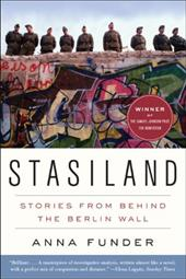ISBN 9780062077325 product image for Stasiland: Stories from Behind the Berlin Wall | upcitemdb.com