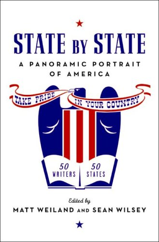 State by State: A Panoramic Portrait of America 9780061470905