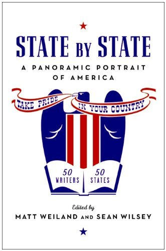 State by State: A Panoramic Portrait of America 9780061470912
