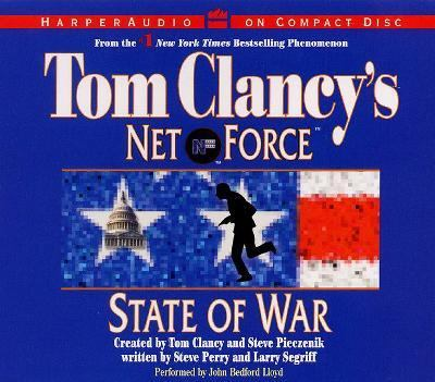 Tom Clancy's Net Force #7: State of War CD: Tom Clancy's Net Force #7: State of War CD