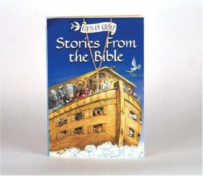 Stories from the Bible [With Gold-Tone Cross Charm]