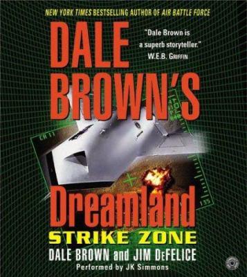 Dale Brown's Dreamland: Strike Zone CD: Dale Brown's Dreamland: Strike Zone CD