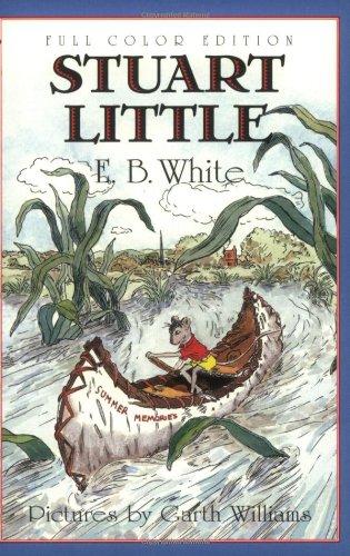 Stuart Little 60th Anniversary Edition (Full Color)