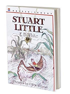 Stuart Little Book and Charm [With Sailboat, Gold-Tone Charm]