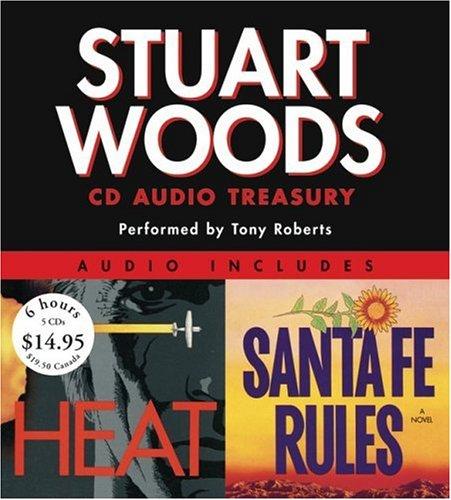Stuart Woods Audio Treasury: Santa Fe Rules and Heat