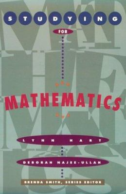 Studying for Mathematics