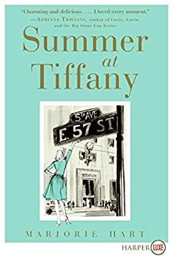 Summer at Tiffany 9780061233081
