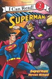Superman Versus Mongul