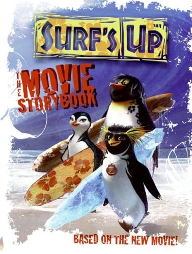 Surf's Up: The Movie Storybook