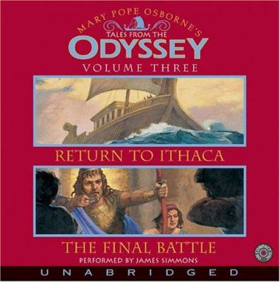 Tales from the Odyssey #3 CD: Tales from the Odyssey #3 CD