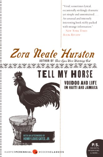 Tell My Horse: Voodoo and Life in Haiti and Jamaica 9780061695131