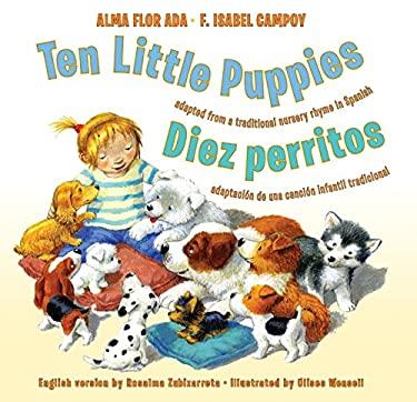 Ten Little Puppies/Diez Perritos 9780061470448