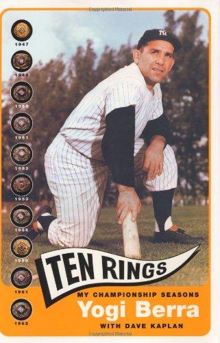 Ten Rings: My Championship Seasons