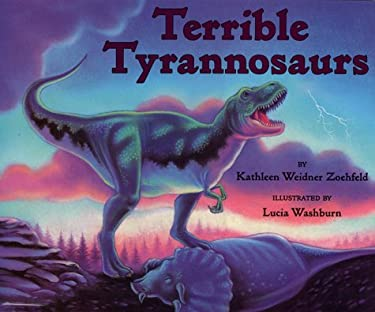 Terrible Tyrannosaurs: Stage 2