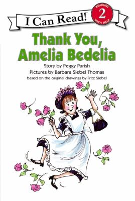 Thank You, Amelia Bedelia 9780064441711