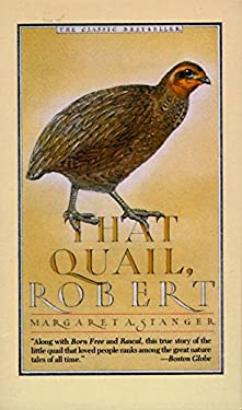 That Quail, Robert 9780060812461