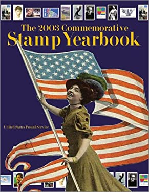 The 2003 Commemorative Stamp Yearbook 9780060198992