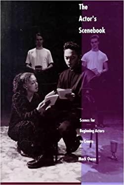The Actor's Scenebook: Scenes for Beginning Actors to Create