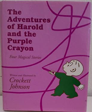 The Adventures of Harold and the Purple Crayon (Omnibus)
