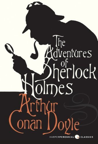 The Adventures of Sherlock Holmes 9780062085740