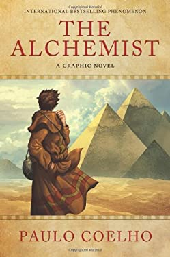 The Alchemist: A Graphic Novel 9780062024329