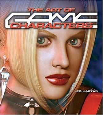 The Art of Game Characters 9780060724313