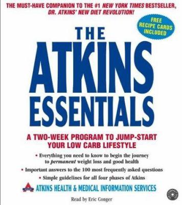 The Atkins Essentials CD