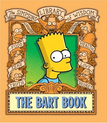 The Bart Book 9780061116605