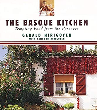 The Basque Kitchen: Tempting Food from the Pyrenees 9780067574614