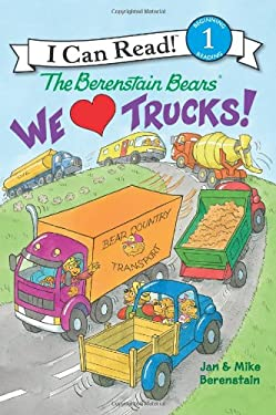 The Berenstain Bears: We Love Trucks! 9780062075352