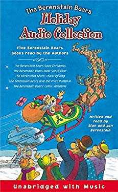 The Berenstain Bears Holiday Audio Collection: The Berenstain Bears Holiday Audio Collection