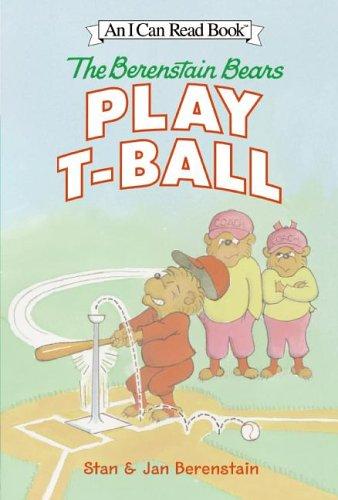 Berenstain Bears Play T-Ball